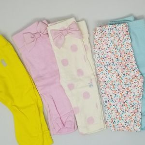 Baby Girl Leggings and Outfits Lot